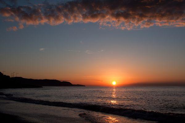 Sonnenaufgang in Andalusien (2)