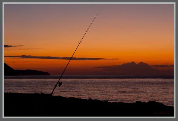 Sonnenaufgang in Andalusien