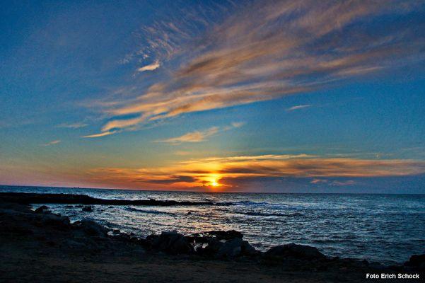 Sonnenaufgang in Apulien