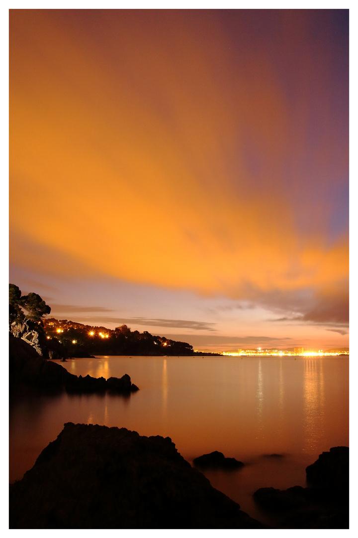 Sonnenaufgang in Costa Brava...