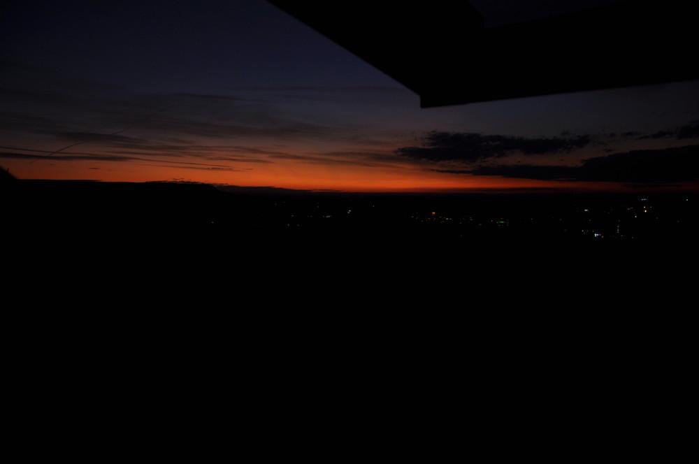Sonnenaufgang in der Wachau