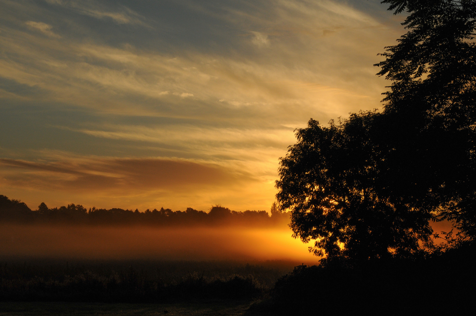 Sonnenaufgang in Dronningmölle 3