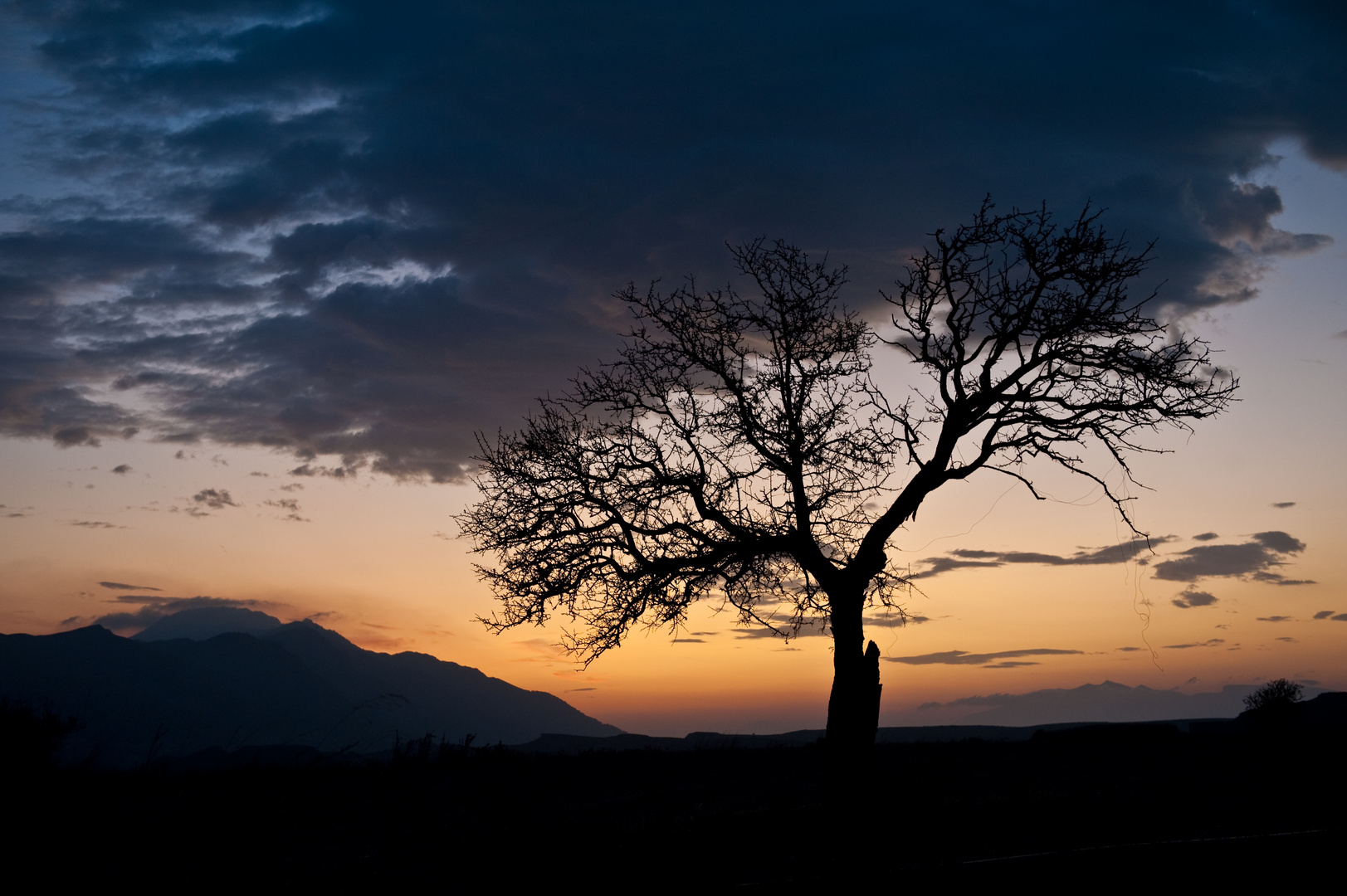 Sonnenaufgang in Kos