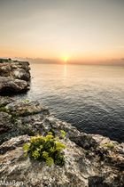 Sonnenaufgang in Mallorca