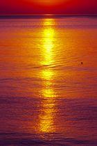Sonnenaufgang in Monembasia