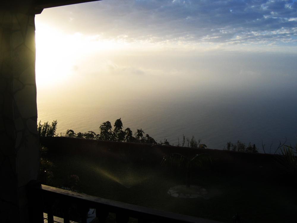 Sonnenaufgang in Puntallana