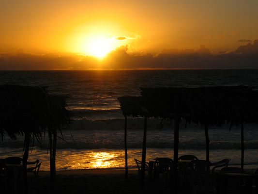 ~ Sonnenaufgang in Siribinha ~