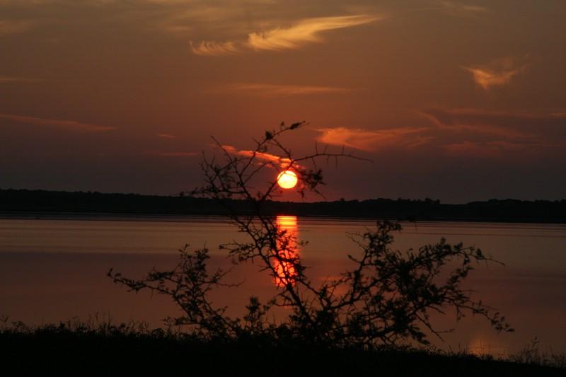 Sonnenaufgang in Sri Lanka 2