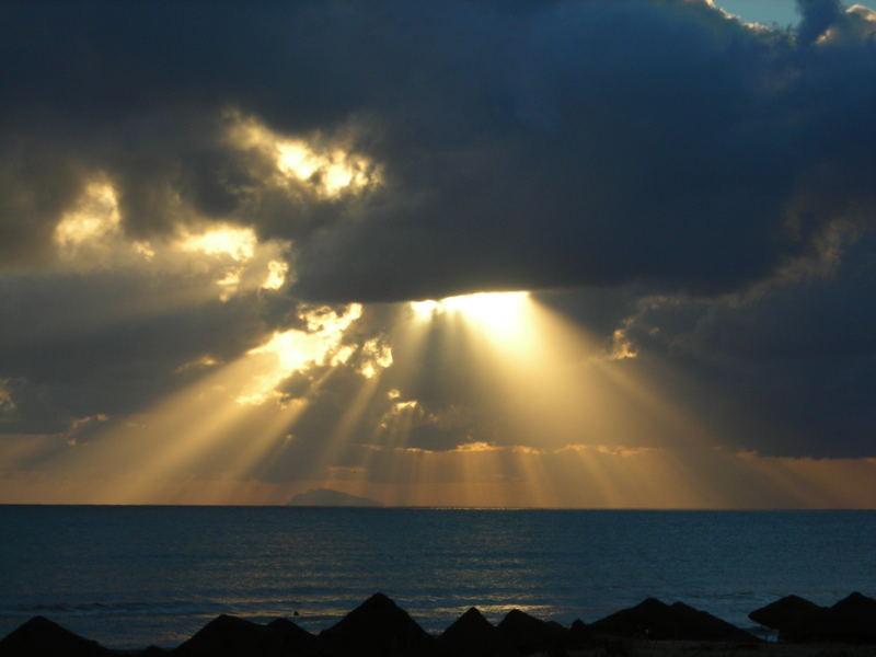Sonnenaufgang in Tunesien*seufz*