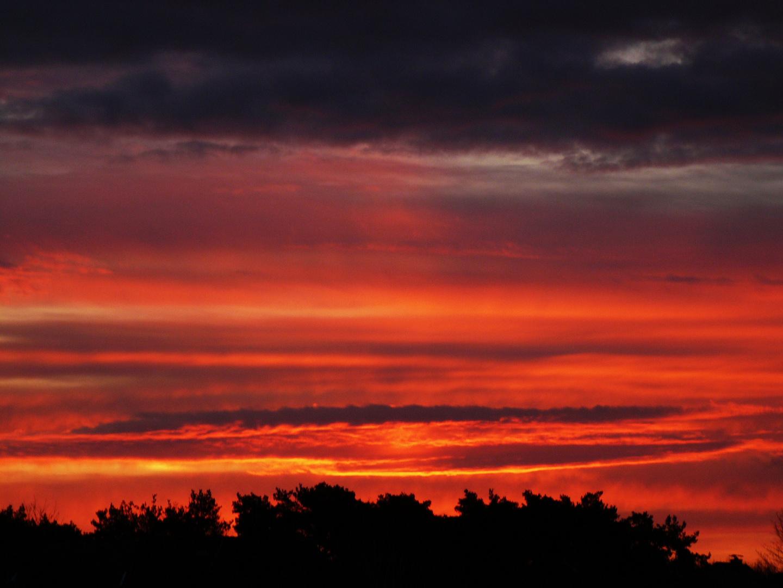 Sonnenaufgang in wietmarschen Lohne