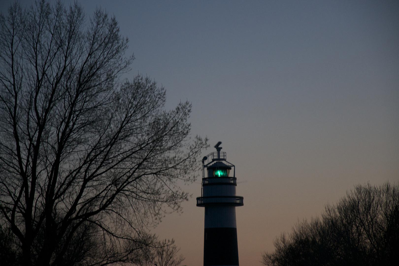 Sonnenaufgang Leuchtturm Bülk