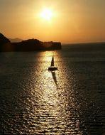 Sonnenaufgang Marmaris/Türkei