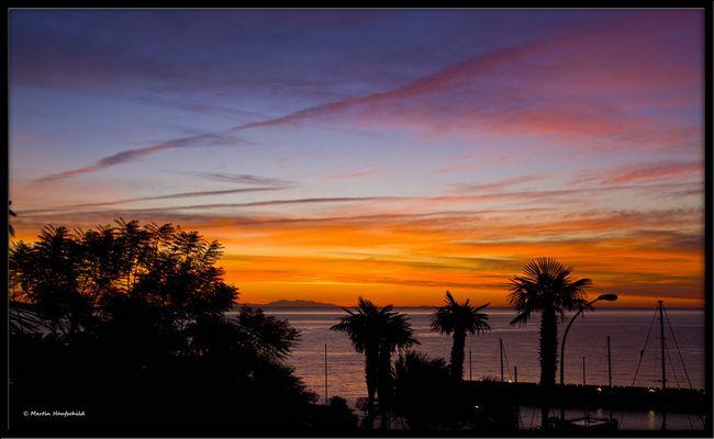 Sonnenaufgang Monte Carlo