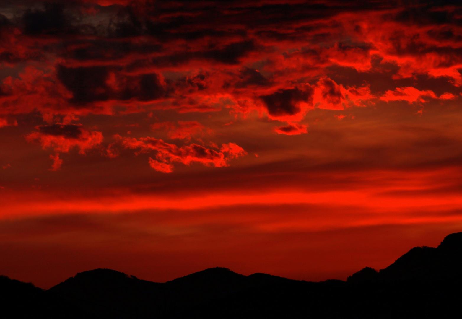 Sonnenaufgang phasen 1