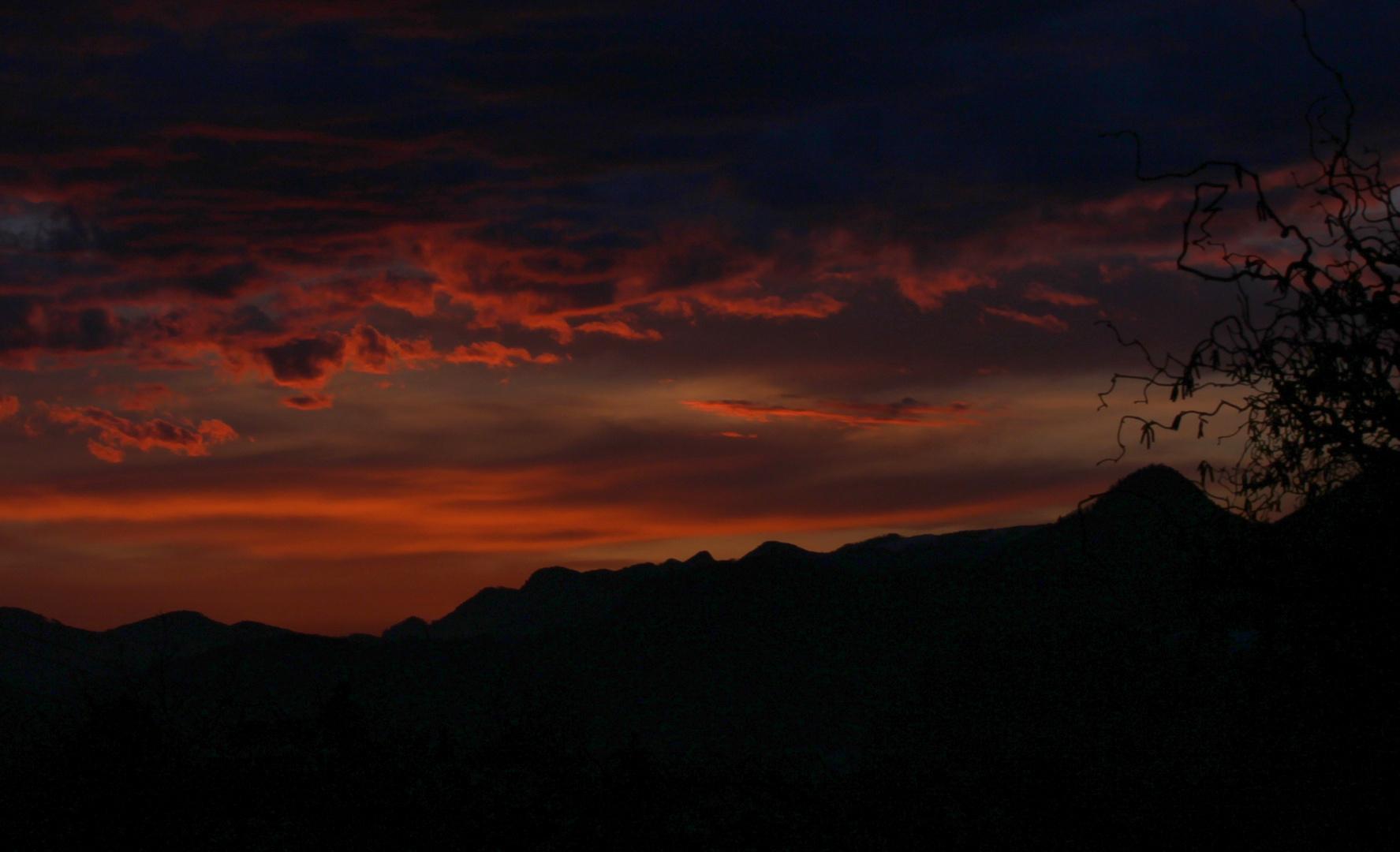Sonnenaufgang phasen 2