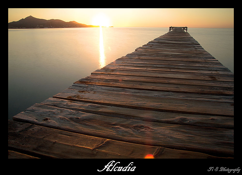 Sonnenaufgang Playa de Alcudia