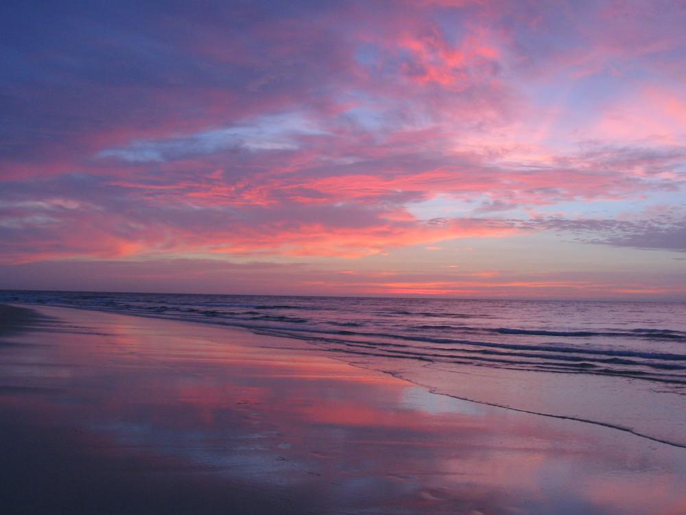 Sonnenaufgang Playa de Jandia