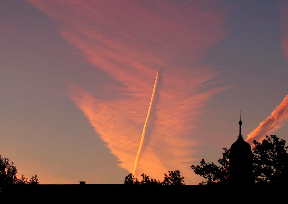Sonnenaufgang Rotenkirchen