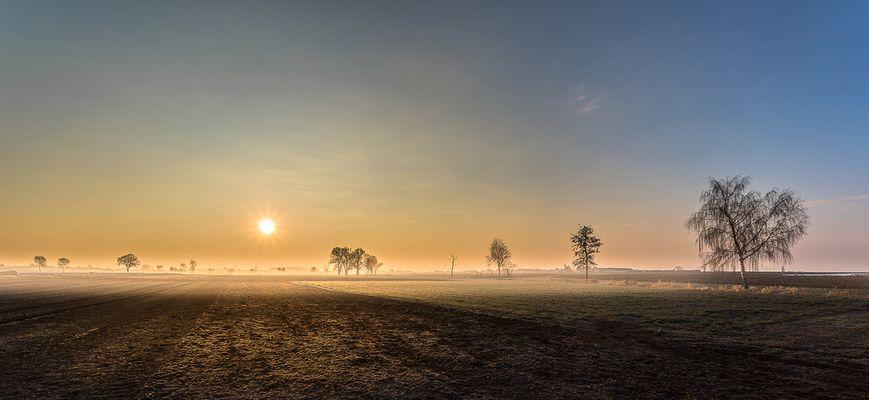 Sonnenaufgang [Sunrise]