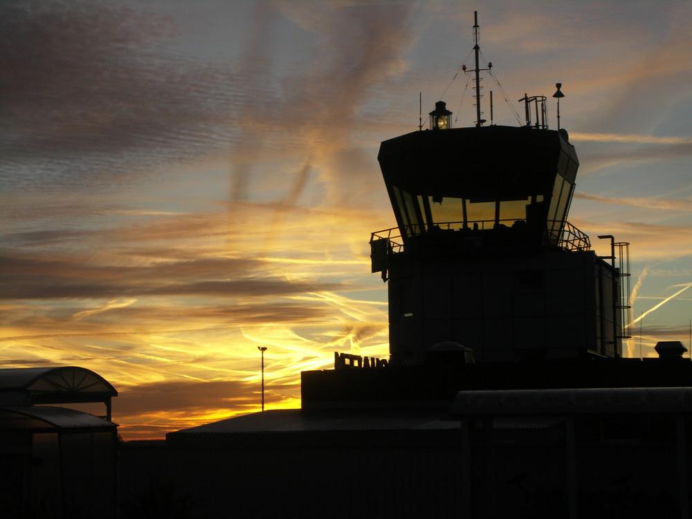 Sonnenaufgang über dem Siegerland