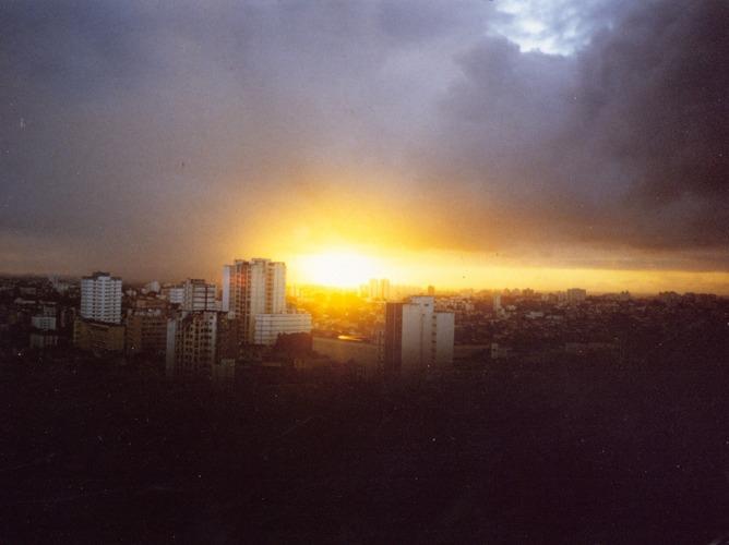 Sonnenaufgang über Salvador