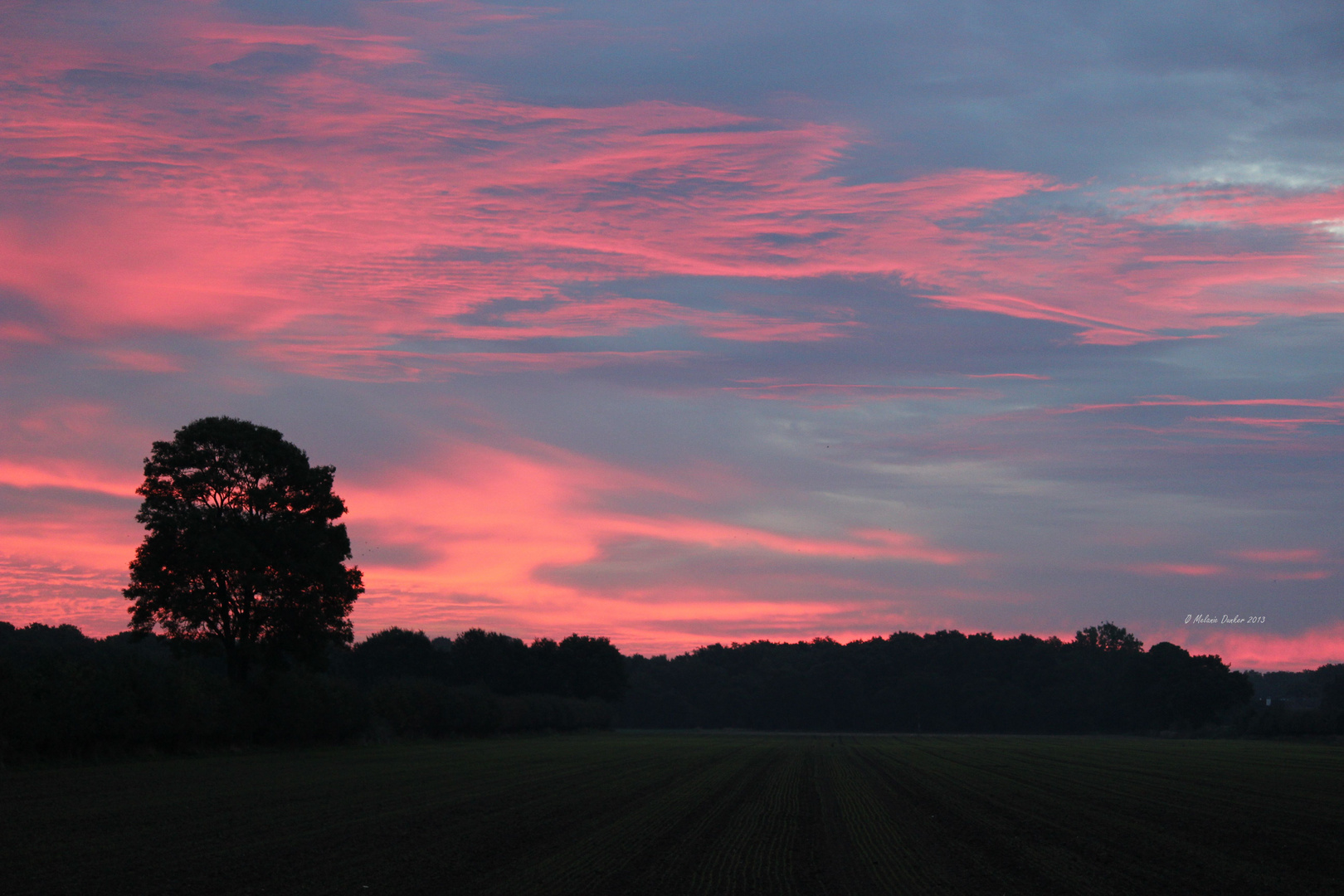 Sonnenaufgang;Achimer-Marsch