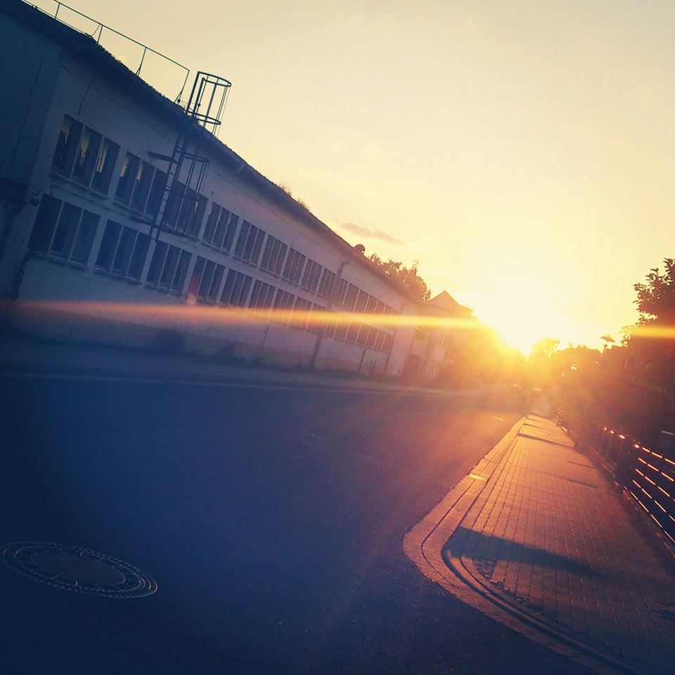 Sonnenaufgang|Sommer|2013