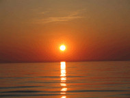 Sonnenaufgangundergang