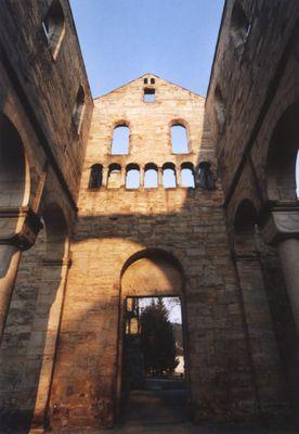 Sonnenaugang - Klosterruine Paulinzella