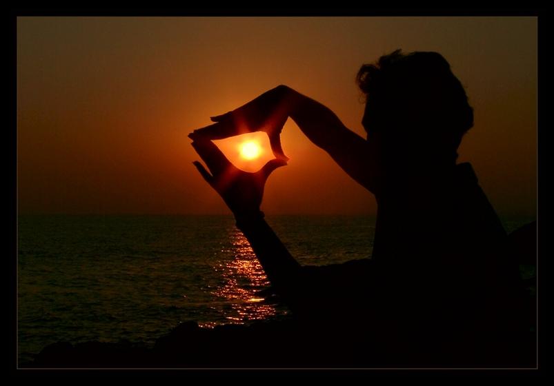 Sonnenauge