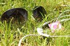 Sonnenbrille + Ipod