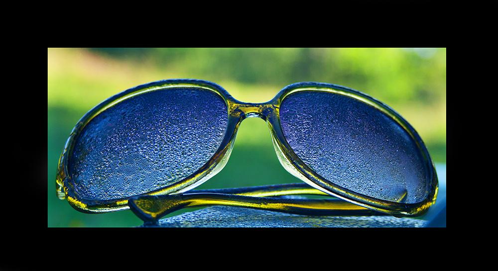 Sonnenbrille (morgens)