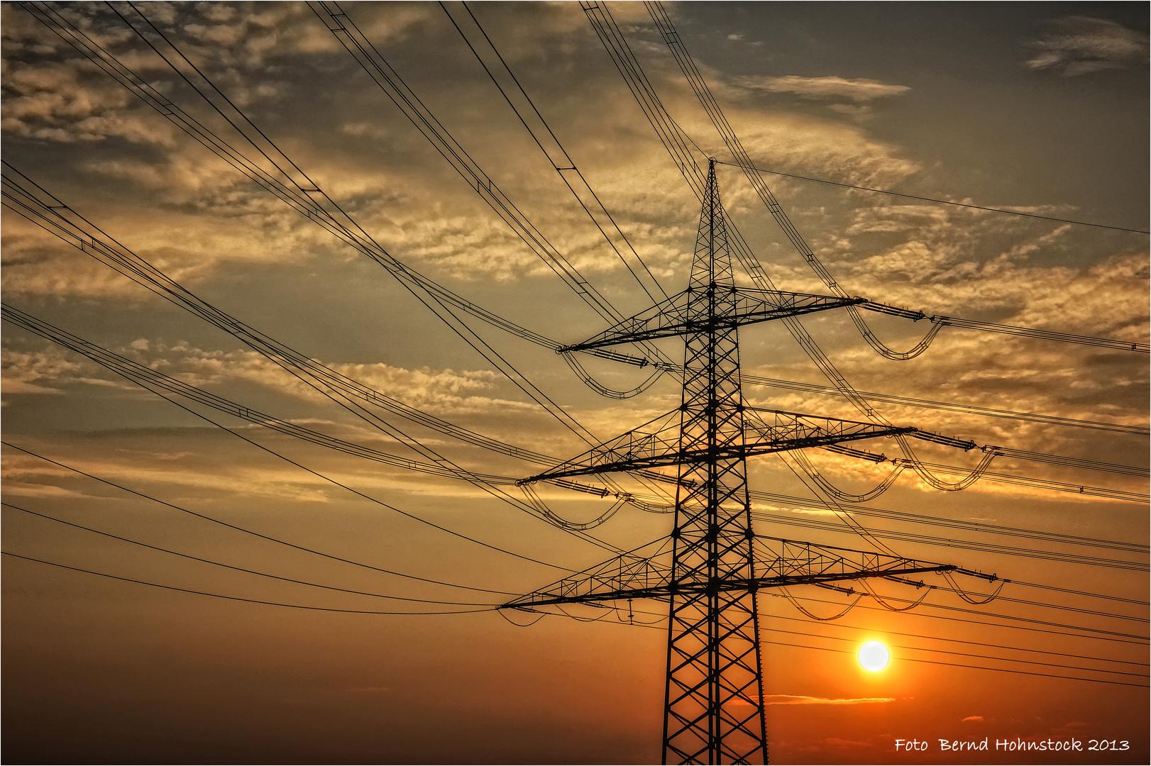 Sonnenenergie .....