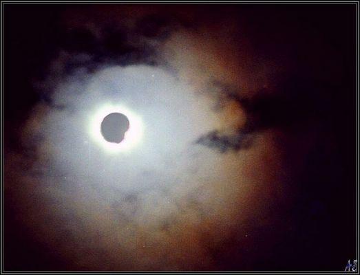 Sonnenfinsternis 11. August 1999