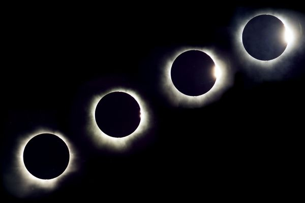 Sonnenfinsternis 1999