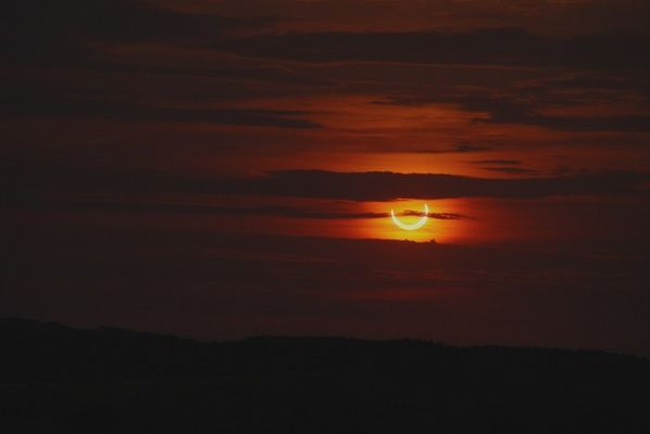 Sonnenfinsternis 2003
