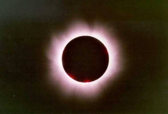 Sonnenfinsternis '99