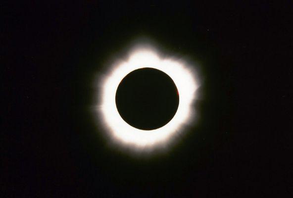 Sonnenfinsternis vom 21. Juni 2001