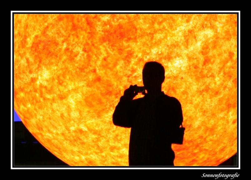 Sonnenfotografie