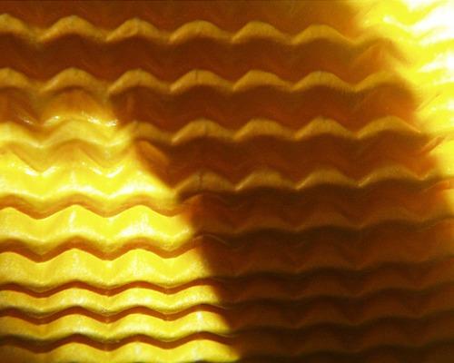 Sonnengelbe Wellen