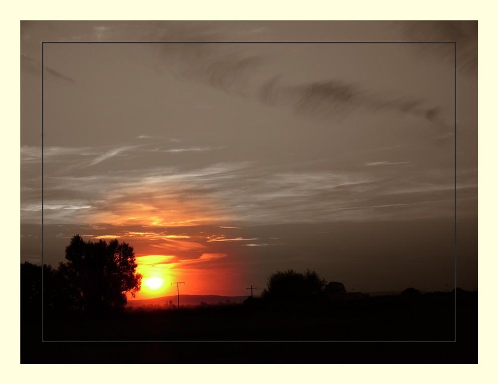 Sonnenglut