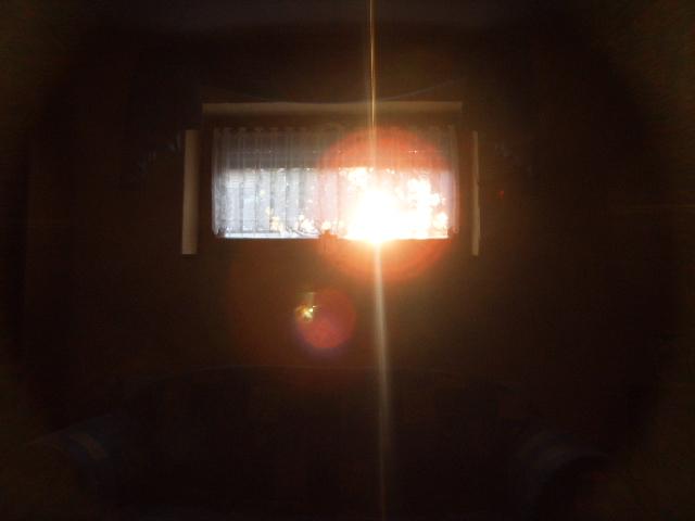 Sonnenlicht-Effekt
