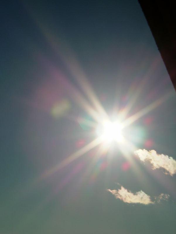 Sonnennachmittag am 01.01.2006
