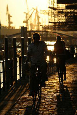 Sonnenradfahrer
