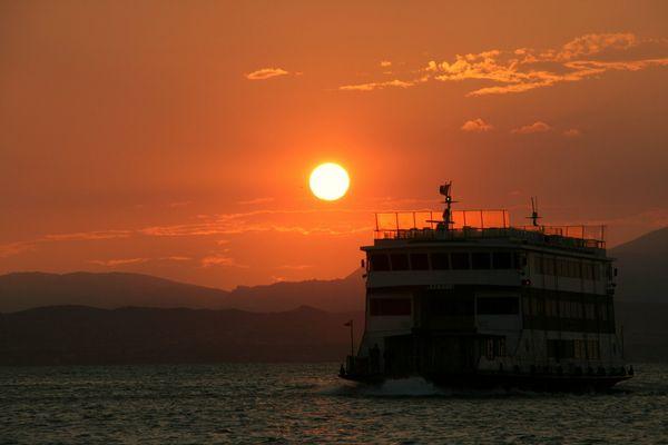 Sonnenschiff