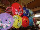 Sonnenschirm-Fabrik in Thailand (4)