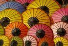 Sonnenschirmchen