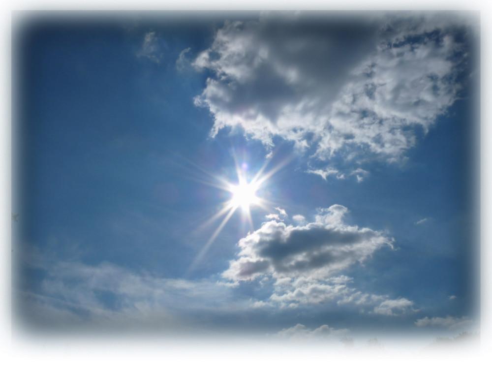 Sonnenstachelstrahlen :-)