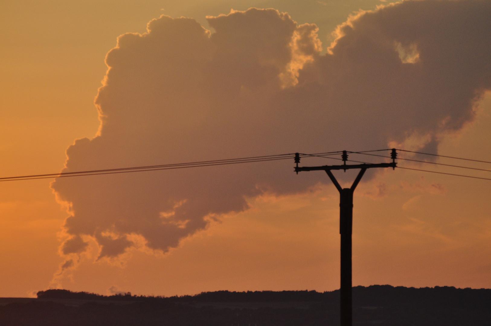 Sonnenstrom statt Cattenom -  Central-solaire a la place de Cattenom