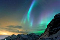 Sonnensturm Lofoten